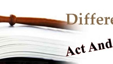 What is The Difference Between Act And Ordinance in Pakistan