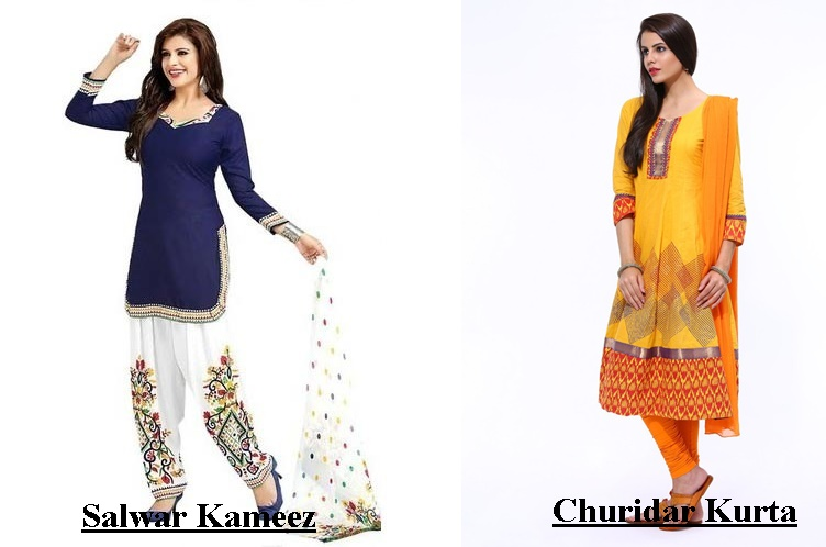 Difference Between Salwar Kameez And Churidar Kurta