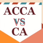 Difference Between CA And ACCA In Pakistan
