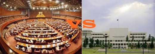Difference Between Cabinet And Senate In Pakistan