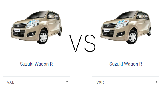 Difference Between Wagon R VXL And VXR 2018 In Pakistan