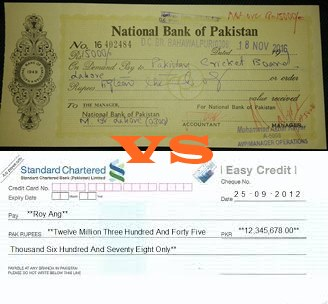 Difference Between Cheque And Demand Draft In Pakistan