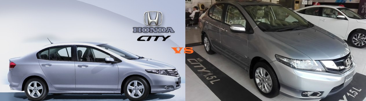 Difference Between Honda City Prosmatic And Aspire