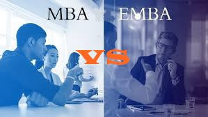 Difference Between MBA And MBA Executive In Pakistan