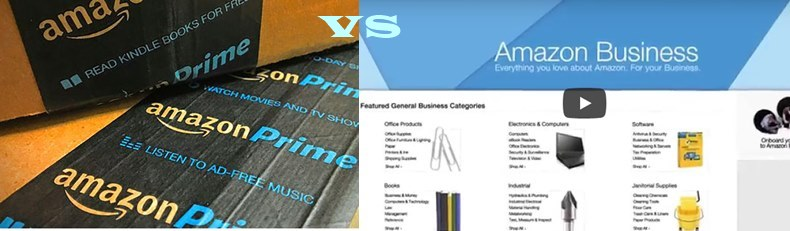 Difference Between Amazon Prime And Amazon Business