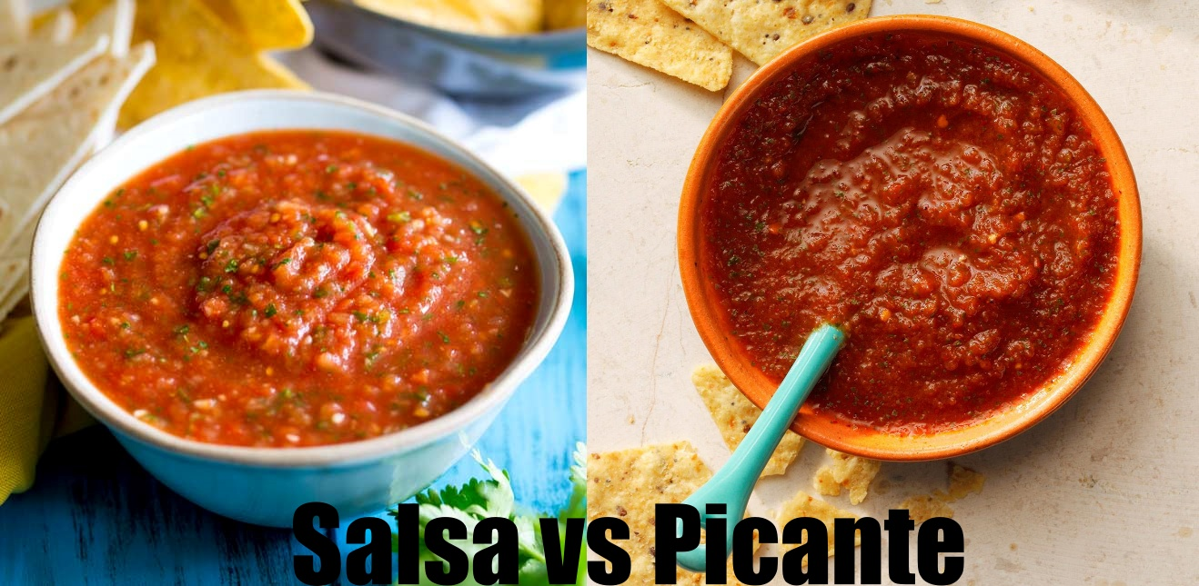 Difference Between Salsa and Picante Sauce
